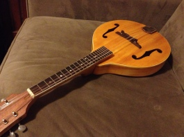 Beautiful Mandolin